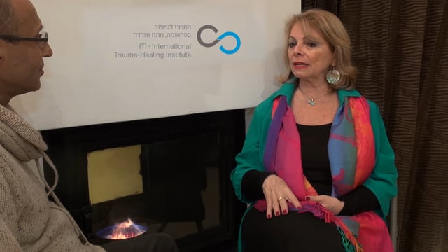 Gina Ross – Interview about EmotionAid